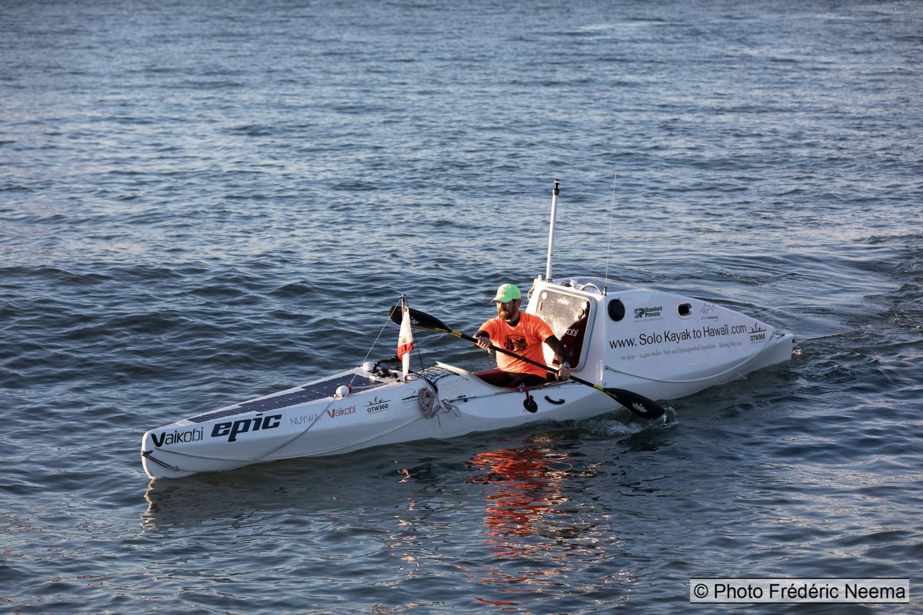 Cyril Derreumaux Kayak 6 Historic Paddling Expeditions To Follow This Year Men Le 30 Mai Prochain Cyril Derreumaux Un Entrepreneur Francais De 44 Ans Originaire De La Region