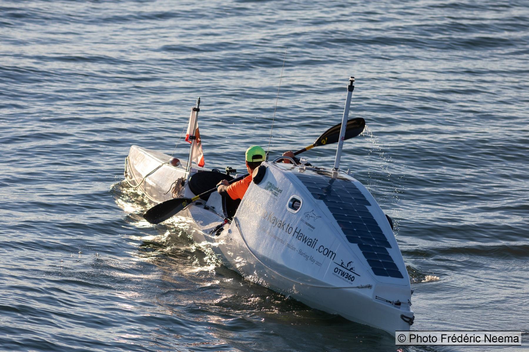 Cyril Derreumaux Kayak Pic Willy