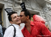 Same-Sex Couples Marry In San Francisco
