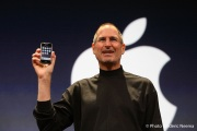 Steve Jobs Presents The First Apple iPhone