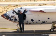 SpaceShipOne: World's First Private Manned Mission to Space