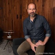 Dara Khosrowshahi, CEO of Uber