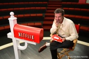 Reed Hastings, Founder and CEO of Netflix