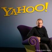 Lars Rabbe, CIO Yahoo