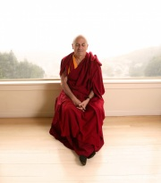 Buddhist Monk Matthieu Ricard
